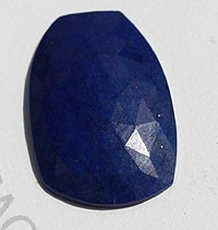 wholesale Lapis Rose Cut Slice