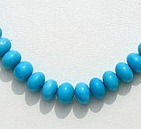 wholesale Turquoise Gemstone Plain Beads