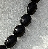wholesale Black Spinel  Faceted Nuggets