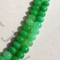 aaa Chrysoprase Gemstone Plain Beads