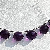 wholesale Amethyst Gemstone Onion shape