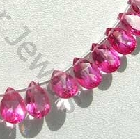 wholesale Pink Topaz Gemstone Pan