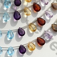aaa Semi Precious Gemstone Multi  Pan
