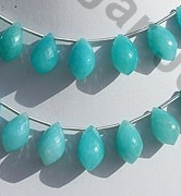 wholesale Amazonite Chandelier Briolette