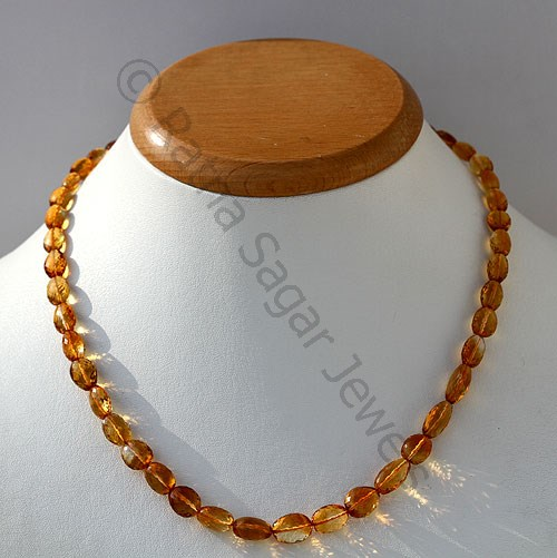Citrine Gemstone  Faceted Nuggets