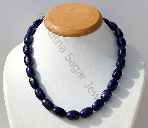 Lapis Gemstone  Faceted Nuggets