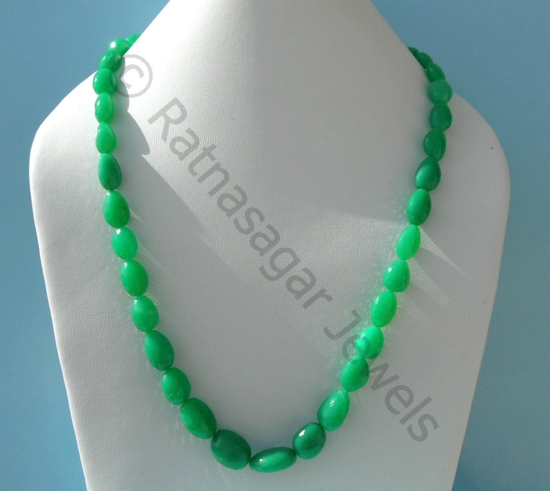 Chrysoprase Gemstone Faceted Nuggets