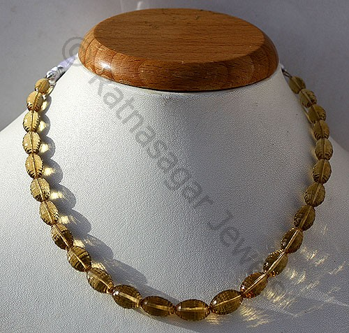 Honey Quartz Dholki