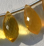 Yellow Opal-Chandelier Briolettes