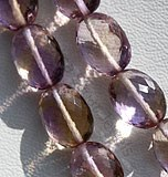Ametrine Oval Faceted