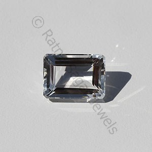 Crystal Gemstone Octagon Cut