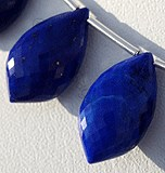 Lapis Gemstone-Dolphin Shape Beads