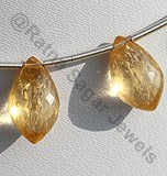 Imperial Topaz Dolphin Briolette
