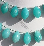 Amazonite Chandelier Briolette