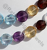 Semi Precious Gemstone Fancy Cut