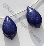 Lapis Gemstone Dolphin Shape Beads