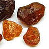 Mandarin Garnet Rough