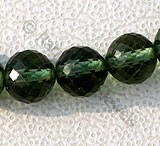 Green Apatite  Faceted Rounds