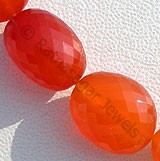 Carnelian Gemstone  Faceted Nuggets