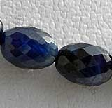 Sapphire Gemstone  Oval Faceted