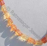 Imperial Topaz  Faceted Nuggets