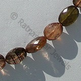 Andalusite Gemstone  Faceted Nuggets