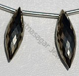 Pyrite Beads Dew Drops