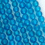Apatite Gemstone Beads  Faceted Rounds