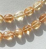 Imperial Topaz  Oval Faceted