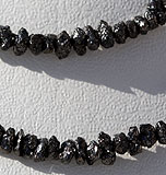 Diamond Gemstone Uncut Beads