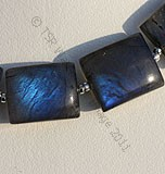 Labradorite Blue Power Fancy Beads