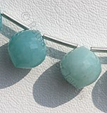 Amazonite Beads-Onion Shape